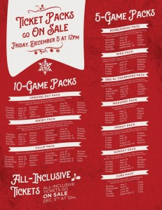 All inclusive cardinals tickets coupons
